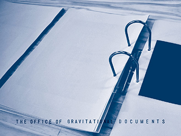 The Office of Gravitational Documents #FAX